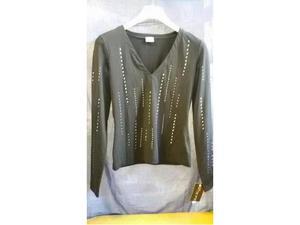 867e83079d Pochette donna nera strass cristalli borsello | Posot Class