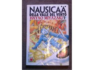Manga Nausicaa Vol.1 Prima Edizione