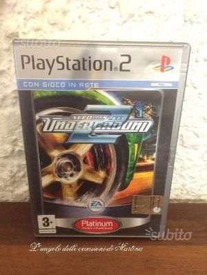 Need For Speed Vari PS2