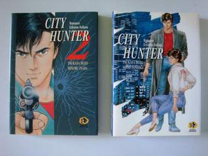 """Romanzi di """"City Hunter"""""""