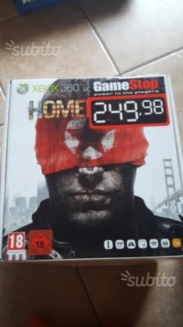 Xbox 360 slim nera