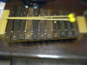 Xilofono professionale in legno nuovo mai usato perfetto
