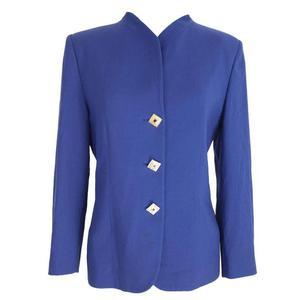 pierre cardin vintage blue jacket