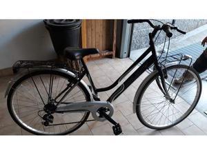 Bicicletta city donna