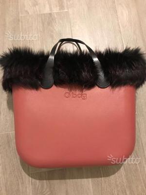 Borsa O bag nuova mai utilizzata