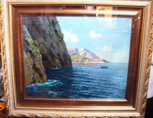 Capri dipinto Euro
