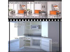 Cucine A Scomparsa Roma - Design Per La Casa Moderna - Ltay.net