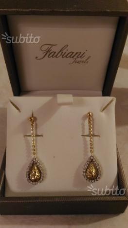 check-out 5a613 6b592 Orecchini oro 18 ct fabiani gioielli | Posot Class