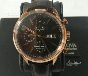 Orologio Bulova Accuswiss 64C106 gold rosè