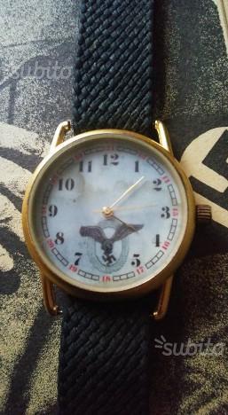 Orologio motivo SS