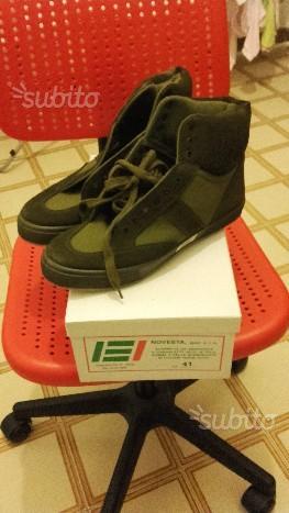 Scarpe da ginnastica militari taglia 41