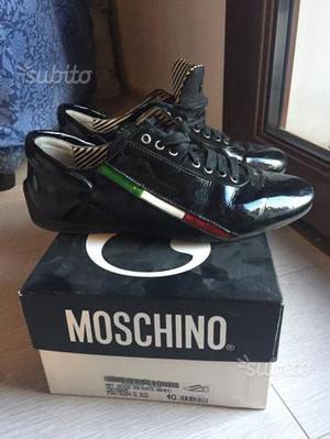 Scarpe sneakers Moschino