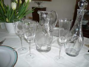 Servizio bicchieri Cristallo da 12