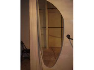Specchio a muro corniciato posot class for Specchio a muro senza cornice