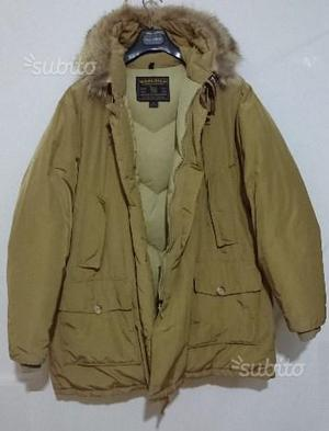 Woolrich artic parka sabbia made in usa taglia 2xl