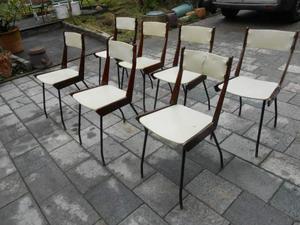 Sedie da salotto in ottone anni 50 posot class - Sedie design anni 50 ...