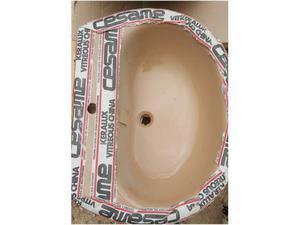 Cesame Aretusa sintesi epoque colorati lavabo vaso Bidet