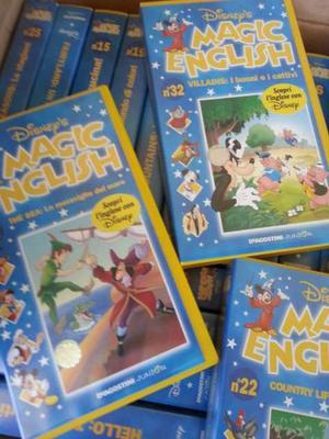 Corso completo Magic English