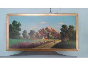 Diversi dipinti ad olio, anni