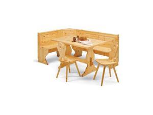 Giropanca con contenitore in legno L 193 x 133