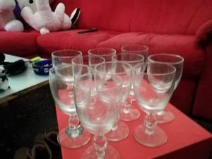 Lotto di bicchieri vintage