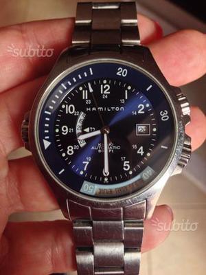 Orologio Hamilton originale mod. H