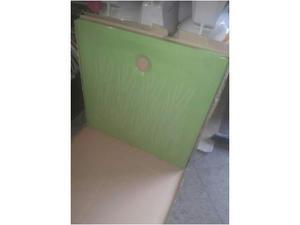 Piatti doccia slim 4cm ceramica antiscivolo vari colori e