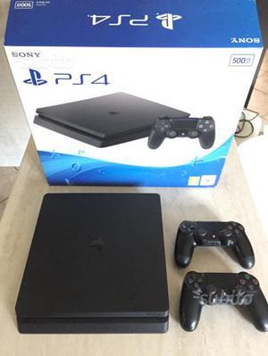 PlayStation Gb Slim + 2 Joystick