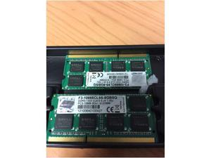 RAM SODIMM 2 x 8 gb= 16gb. x Notebook