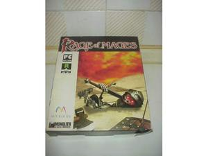 Rage of mages videogioco videogame gioco pc cd rom vintage