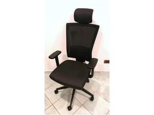 Cinius sedia ergonomica con schienale ci si deve abituare sedia