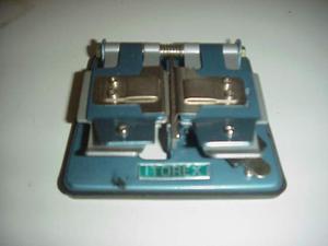 Taglierina incollatrice giuntatrice 8mm 16mm super8 itorex