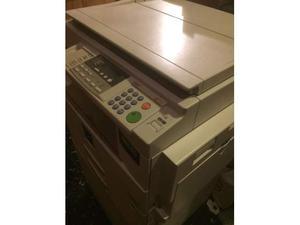 Vendo fotocopiatrice e stampante ricoh aficio