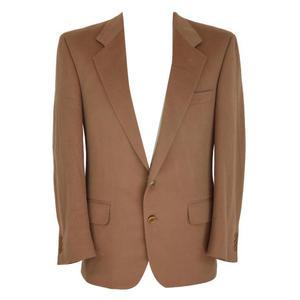 corneliani vintage ribbed beige coat jacket