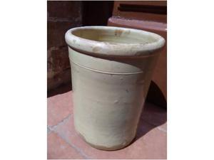 Antico vaso in creta fine 800 primi 900