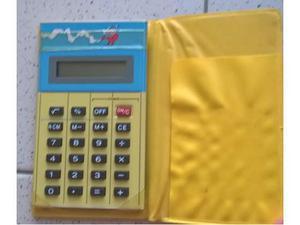 Calcolatrice vintage Mulino Bianco