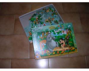 Clementoni puzzle 250 pz. - il libro della giungla