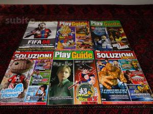 Guide Complete Giochi Ps3,Ps2,Psp