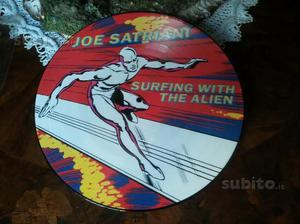 Joe SATRIANI picture disc surfing with …1a STAMPA