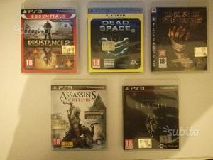 Lotto Videogiochi PS3