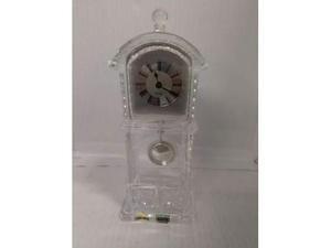 Orologio in vetro / cristallo a pendolo