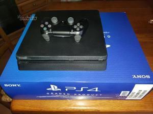 Playstation  gb slim con 2 giochi