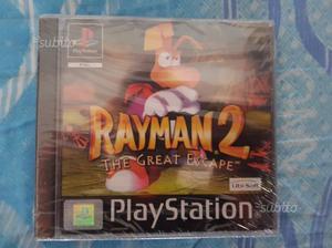 Rayman 2 ps1 Ita SIGILLATO