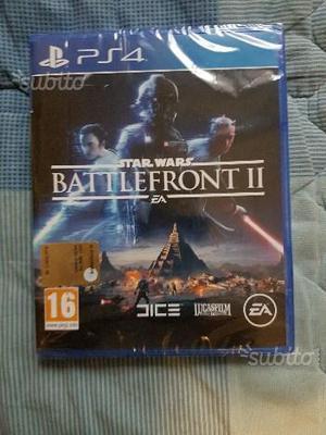 Star wars battlefront 2 nuovo sigillato ps4