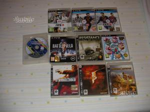 Tanti Giochi originali per PS3 - Play Station 3