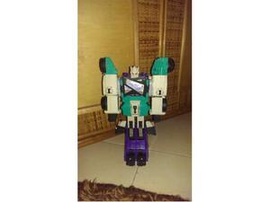 Transformers robot originale anni '80 destructicons