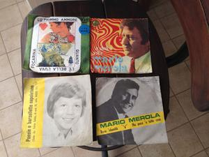 Vinile 45 giri anni 70 musica folk e napoletana