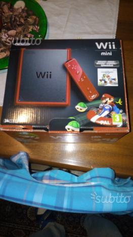 Wii mini come nuova