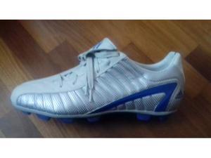 Scarpe Calcio Adidas F10 TRX FG colore Azzurro Arancio