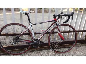 Bici corsa taglia S alluminio BH ZAPHIRE gruppo ultegra